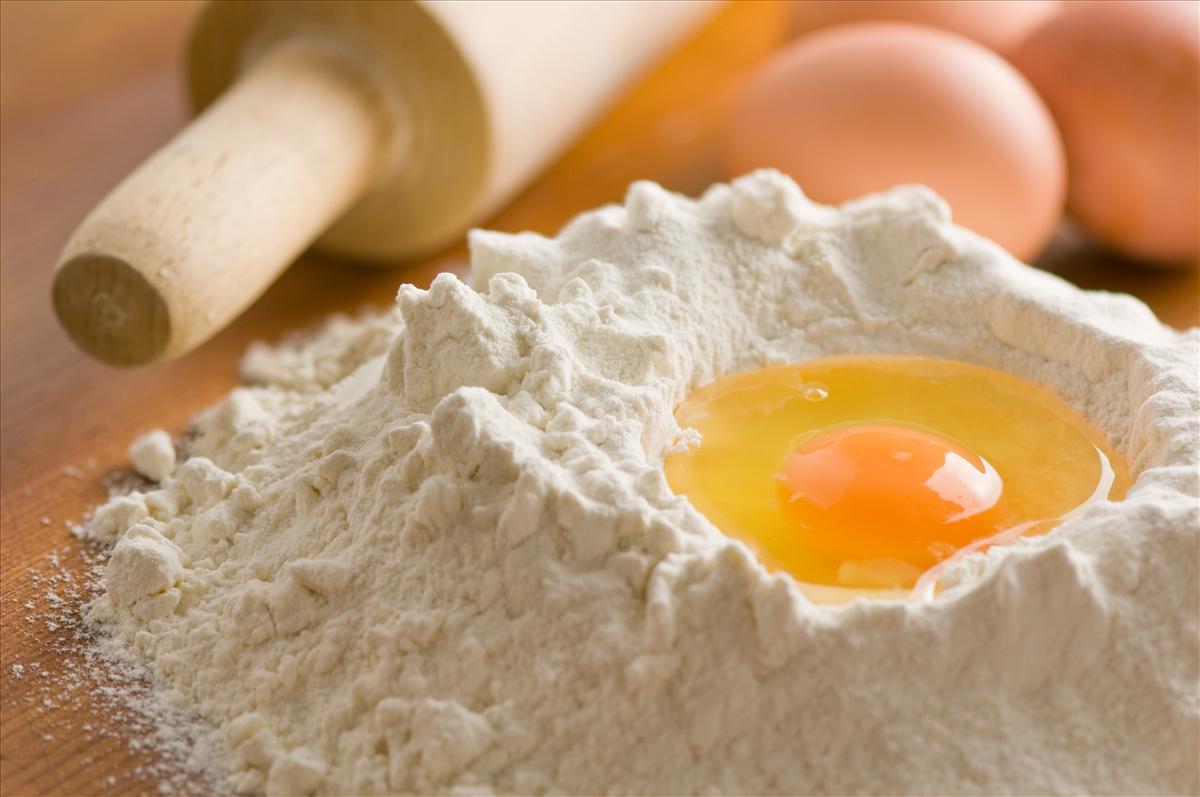 С добавлением яиц